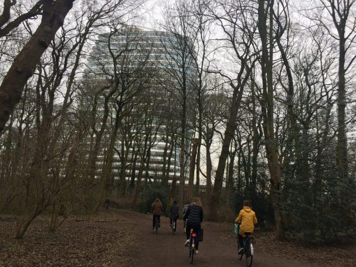 Fietsen door Groningen langs alternatieve plekken