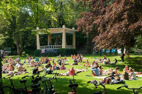 Noorderplantsoen - Picknick Groningen