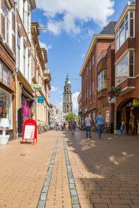 Zwanestraat Groningen van Hiddemafotografie