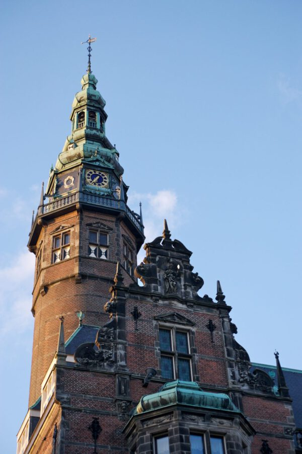 Academiegebouw Rijksuniversiteit Broerstraat Groningen