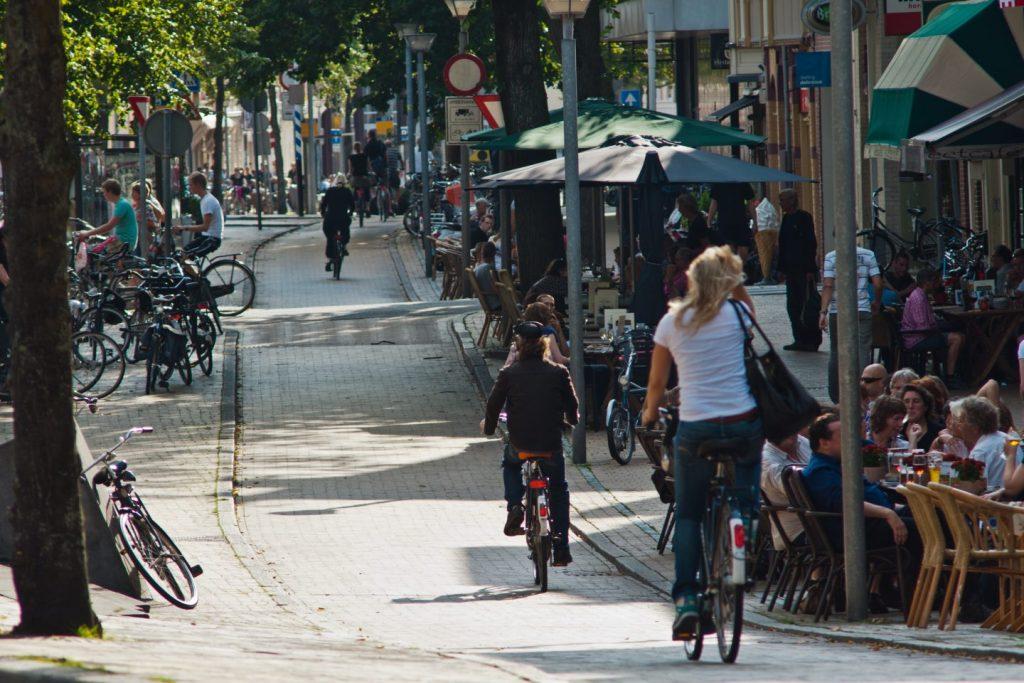 Fietsen in Groningen, op avontuur door Stad