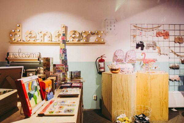 Denderz: conceptstore met kinderkleding en kindervermaak Groningen