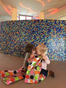 Kinderpret in Groninger Museum