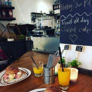 Lunchen Groningen bij no2 in Oude Kijk in't Jatstraat