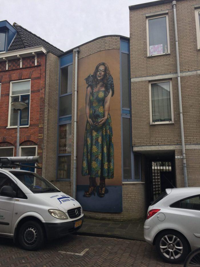 Alternative Groningen Tour : fietstocht langs streetart
