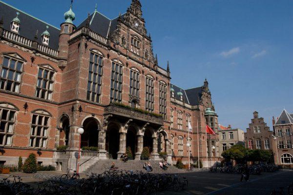 RUG Rijksuniversiteit Academiegebouw foto Marketing Groningen
