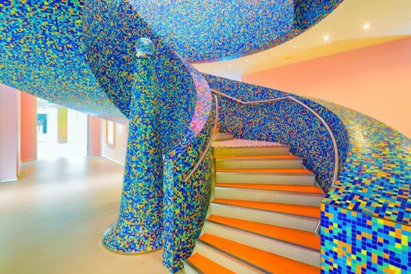 Groninger Museum Trap door Bas Meelker