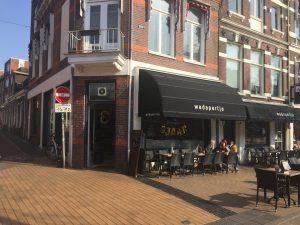 Wadapartja Zuiderdiep Groningen