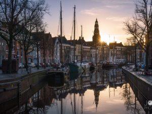 Foto Melvin Jonker Grachten Stadswandeling Groningen