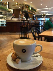 Koffie verkeerd bij Cappuvino Groningen