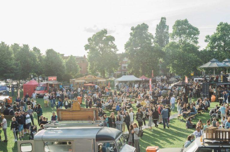 Sfeer proeven op MultiCulinair Food Festival