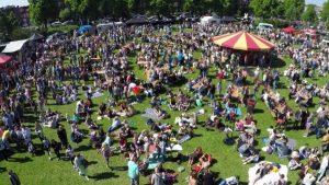 Food festival Groningen Pinksteren
