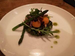 Vegan bij Restaurant Brasserie Midi