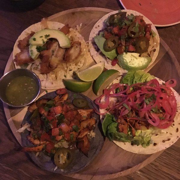 Uit eten Groningen: tacos bij El Santo, Mexicaans restaurant