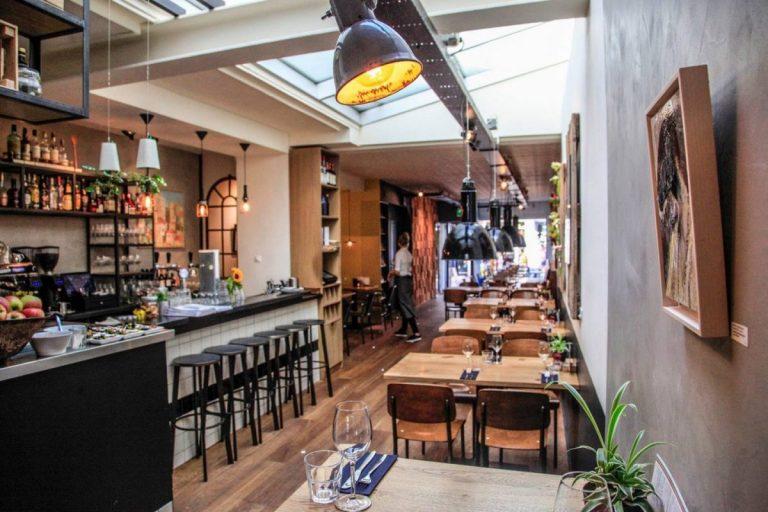 Vegan en glutenvrij eten bij restaurant Brasserie Midi