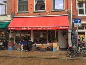 Lunchen Groningen in huiskamersfeer Bij Britta