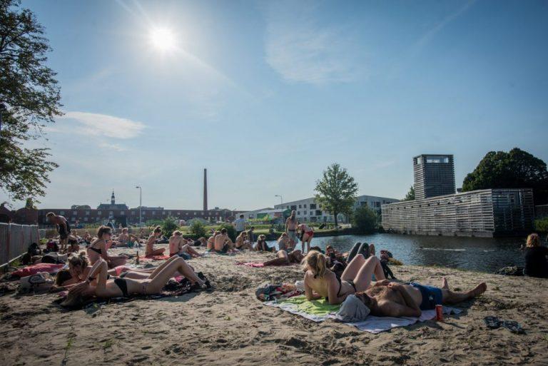 4 x strand in Groningen-Stad