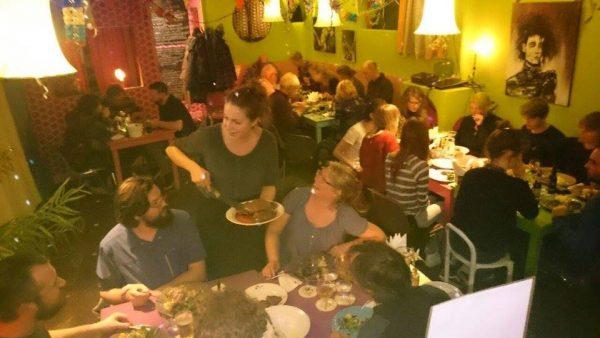 Vegan Groningen: Cafe Kult