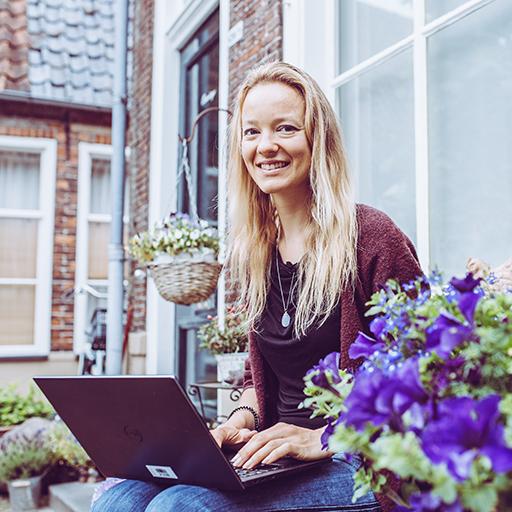 Dana Coerts blogger I Go Groningen