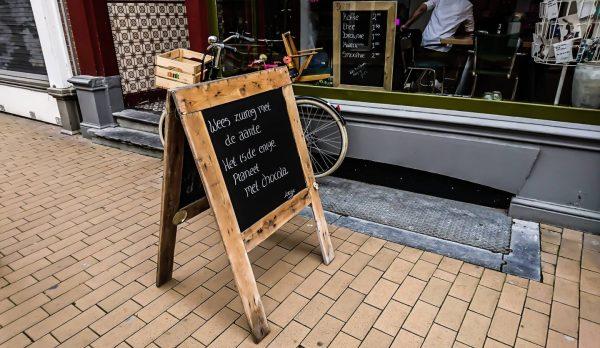 Vegan Groningen: Vegan restarant Groningen: Dunk Ontmoet