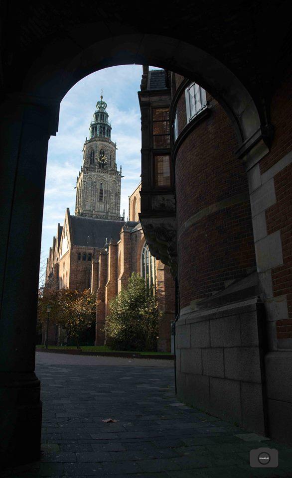 Fototour I Go Groningen: Stadswandeling met fotograaf Melvin Jonker. Foto door Klaasje Jansen