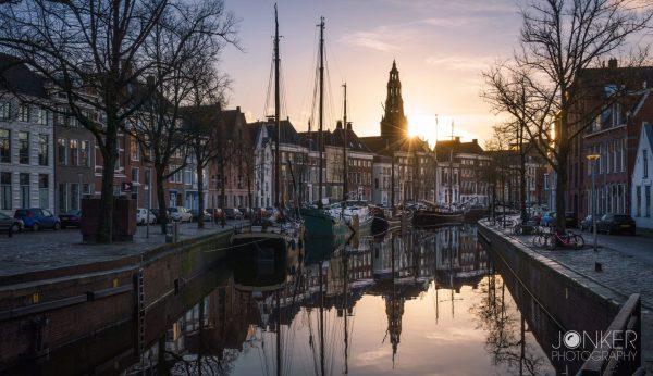 Fototour Groningen met Melvin Jonker Grachten