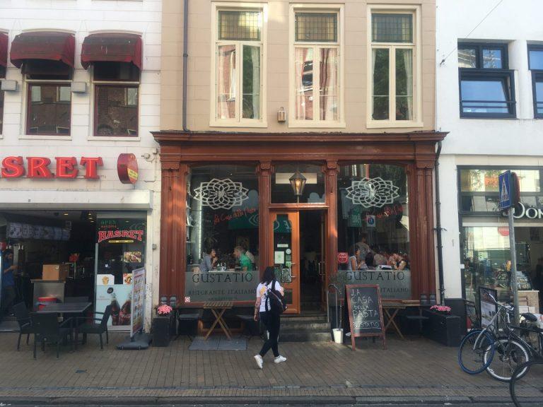 Gustatio, La Casa della Pasta: de beste pasta's van Groningen