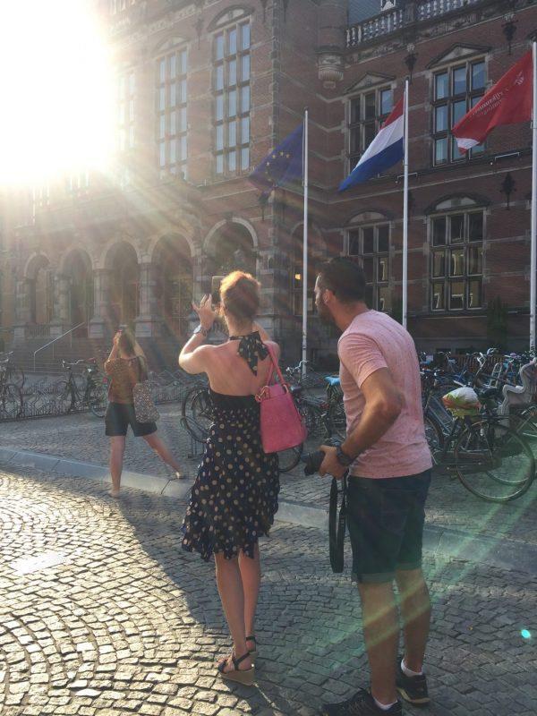 Avond fototour Groningen Stadswandeling met Melvin Jonker