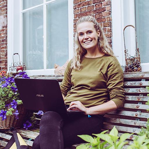 Kirsten Sikkema blogger I Go Groningen