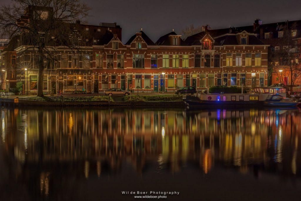 Oosterpoortwijk Groningen Trompkade door Wil de Boer
