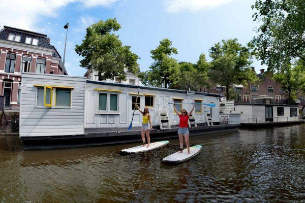Suppen Groningen: wateractiviteiten en date ideeen Groningen
