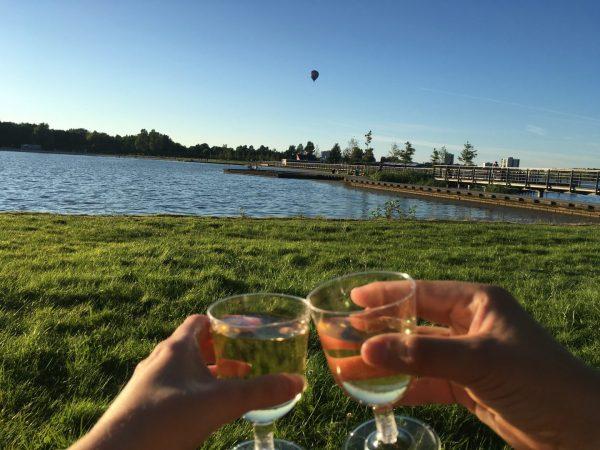 Hoornseplas - Picknicken aan het water