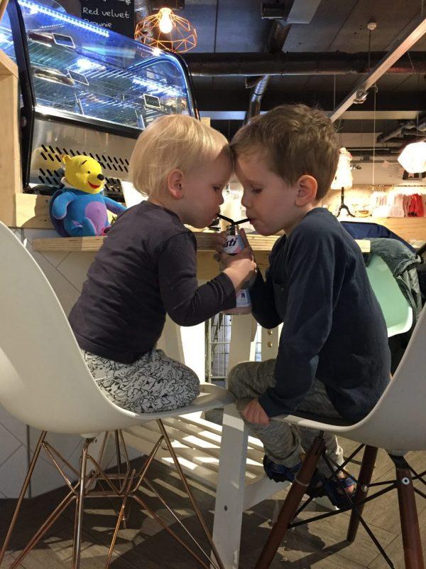 Denderz: kindvriendelijk cafe Groningen