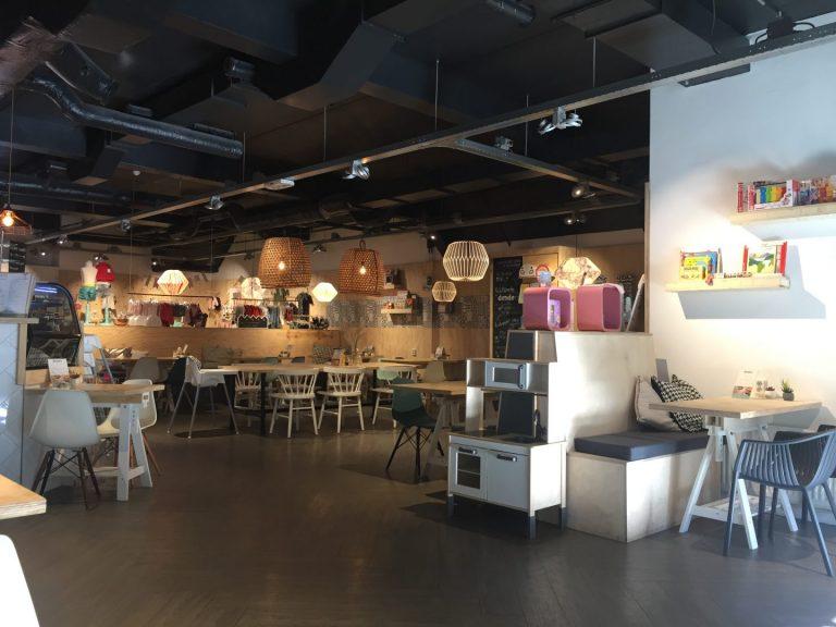Het leukste kindvriendelijke café in Groningen: Denderz