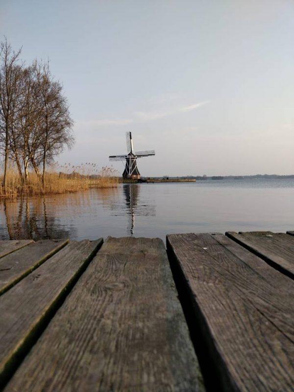 Picknicken aan het water Groningen - tip van blogger: Nijveensterkolksluis