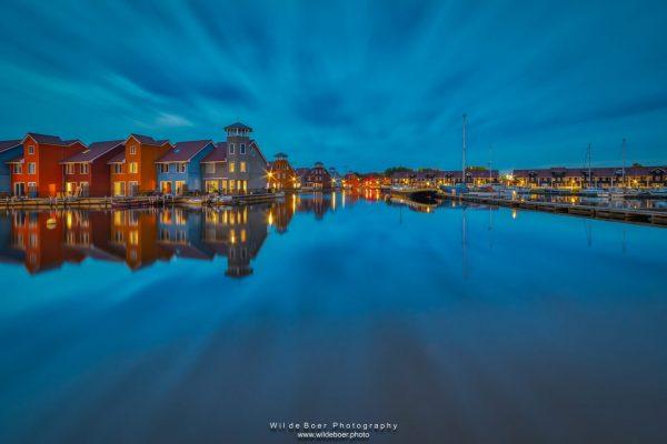 Reitdiep haven Groningen