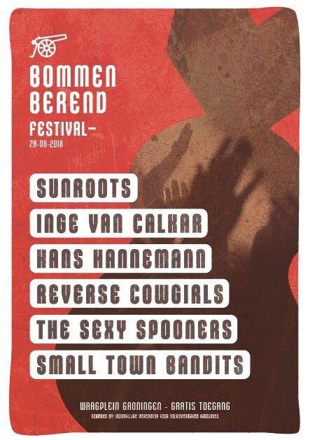 bommen berend festival 2018