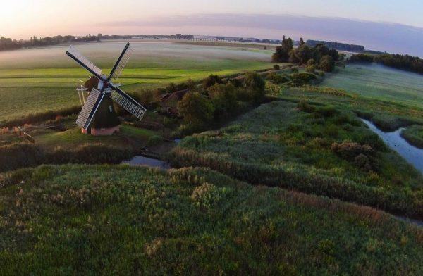 Kardinge Groningen - natuurgebied Groningen
