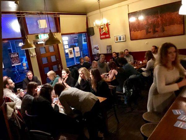 Spelletjes cafe Groningen: Cafe de Minnaar