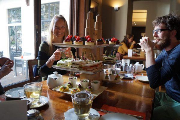 Vegan high tea Groningen - veganistisch eten Groningen