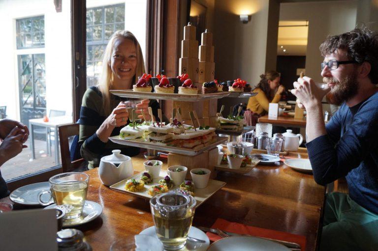 Vegan high tea bij 't Feithhuis in Groningen