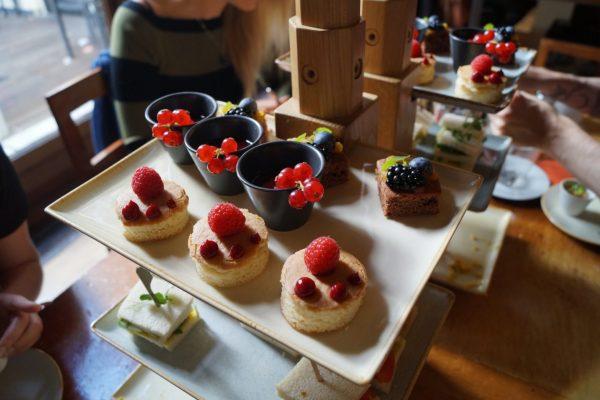 Vegan High Tea bij t Feithuis Groningen
