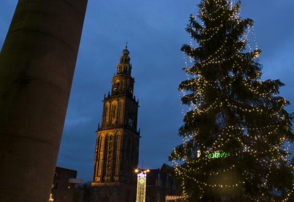 Stadswandeling Groningen: Lichtjes fototour Martinitoren - door Ronn Perdok 2018