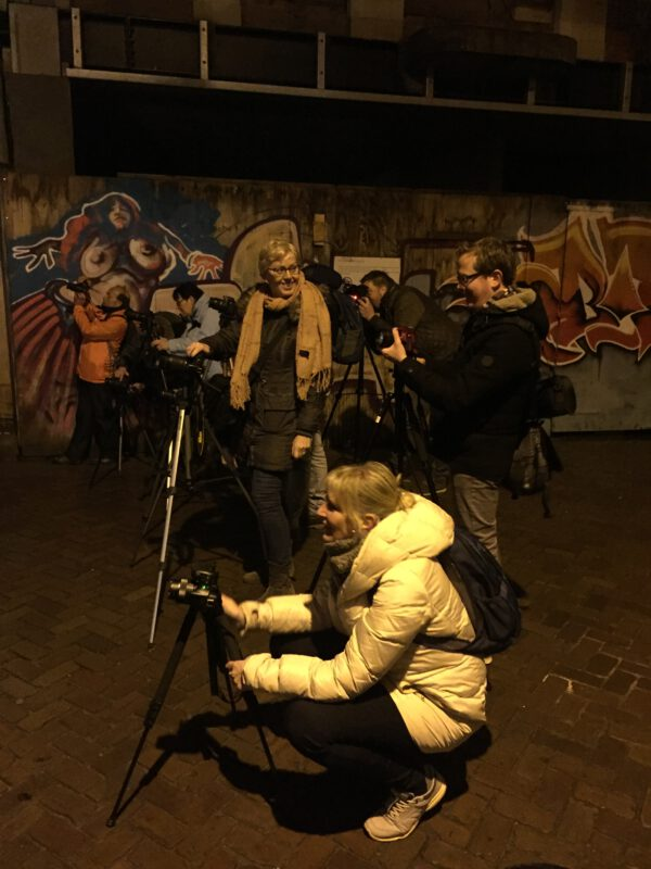 Stadswandeling Groningen: Lichtjes fototour 2018