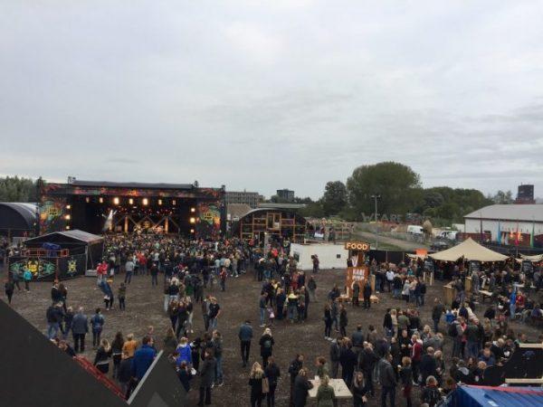 Kadepop 2018 Groningen mainstage festival