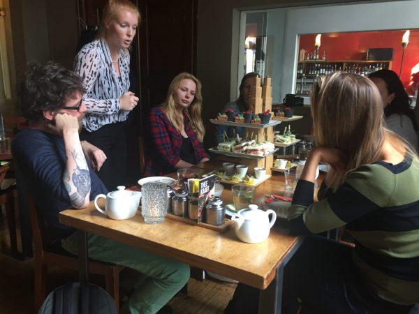 Vegan high tea Groningen bij ´t Feithuis