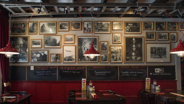 Spelletjes cafe met bordspellen Groningen: De Oude Brandweer
