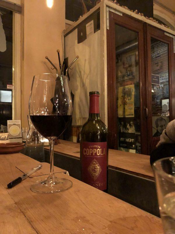 Wijnlokaal Groningen: Barrel