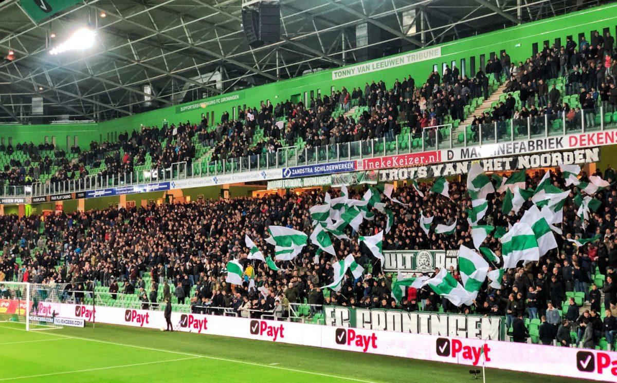 Een avond vol clubliefde en voetbalpassie bij FC Groningen