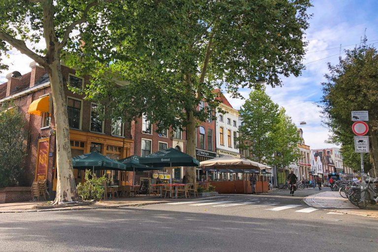 4 x uit eten in de Oosterstraat in Groningen